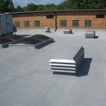 SPF Roofing with West Roofing Systems in Cleveland, Ohio