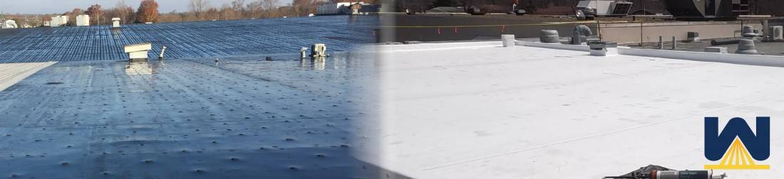 Single-Ply Membrane Roofing: TPO vs. EPDM