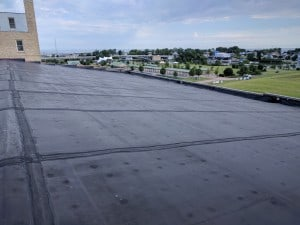 Single-Ply Membrane Roofing