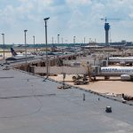 West Roofing Systems installs SPF roof on Cleveland Hopkins Airport