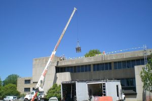 West Roofing Systems installs SPF Roof on Ohio Turnpike Commission Building
