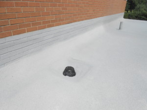 Commercial Roof Drains