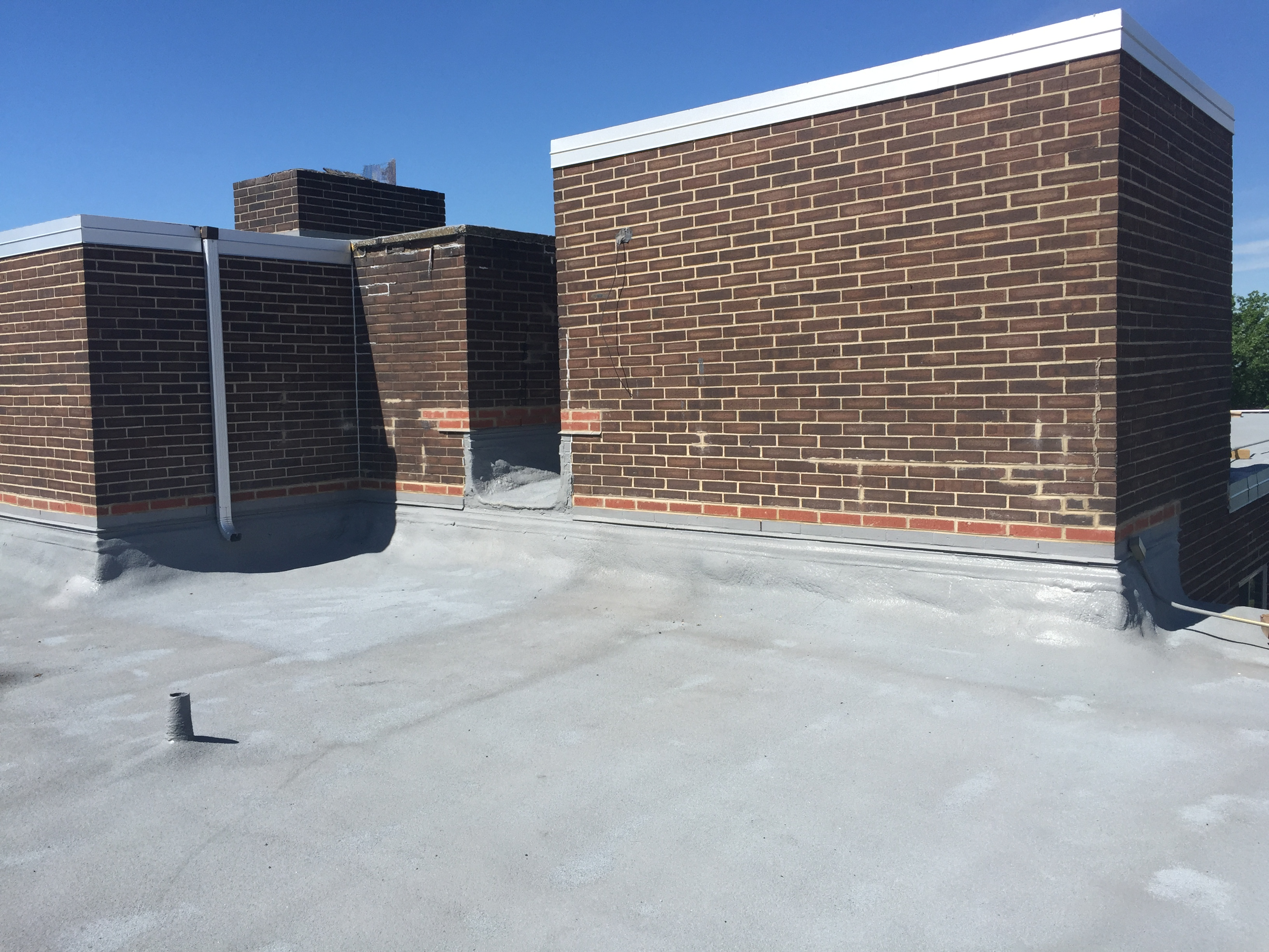 Commercial Roofing Gutters And Copings Cleveland Ohio