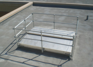 commercial roof hatch
