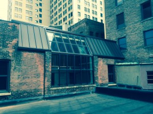 Playhouse Square - Metal Roofing