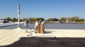 Spray Polyurethane Foam Application Team