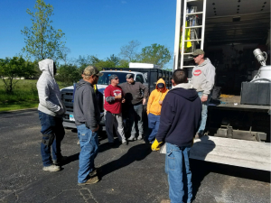 West Roofing Systems Safety Training