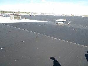 EPDM Single-Ply Roofing System
