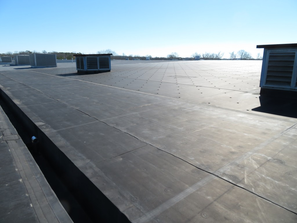 Single ply membrane commercial roofing cleveland ohio for Different types of roofing systems