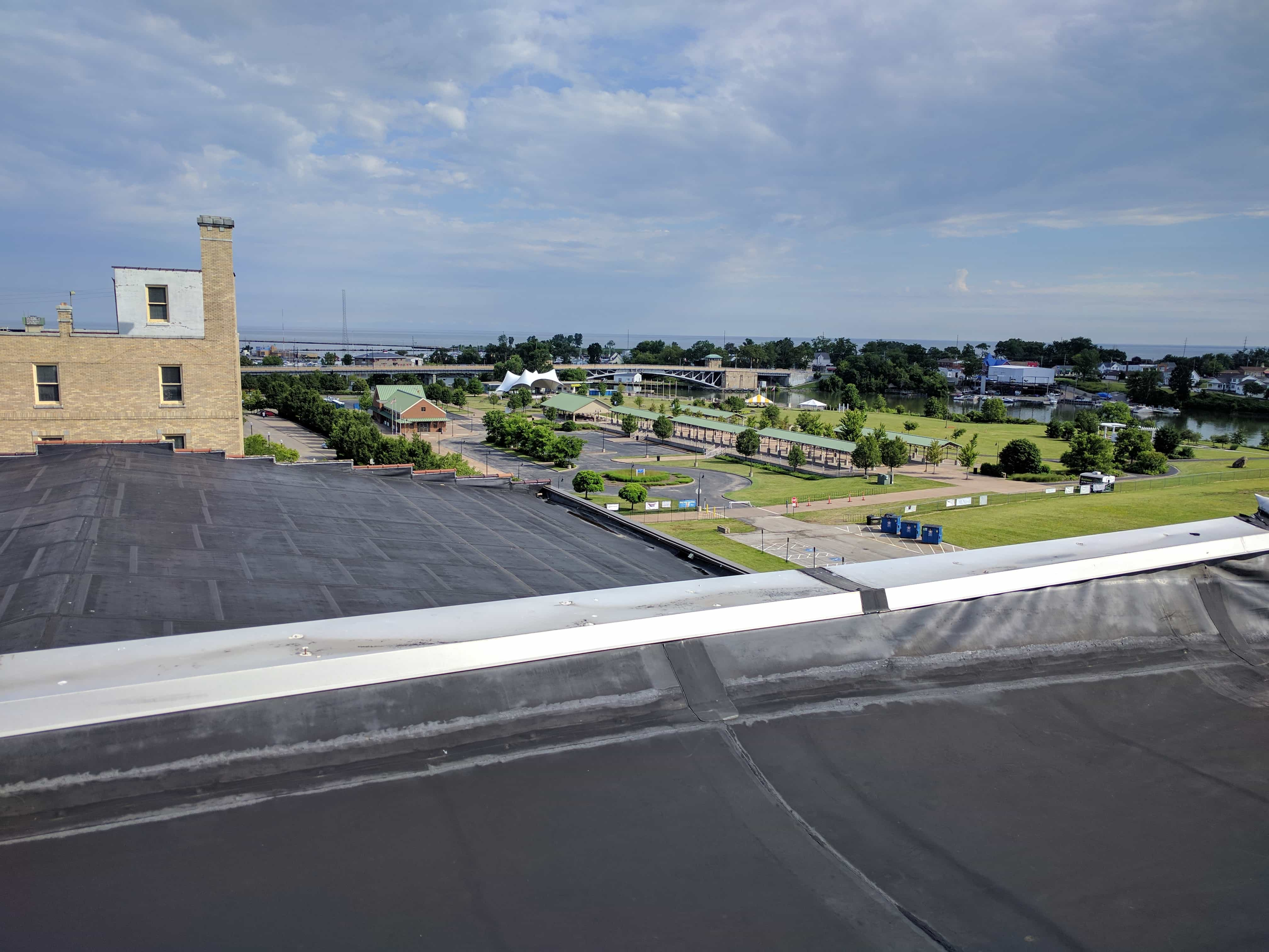 Single Ply Membrane Roofing Cleveland Ohio Commercial