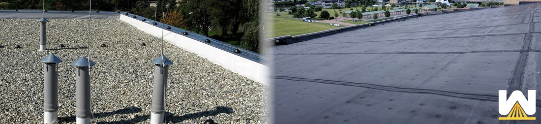 Single-Ply Membrane vs Built-Up Roofing