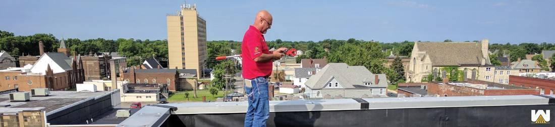 Commercial Roof Surveys and Inspections