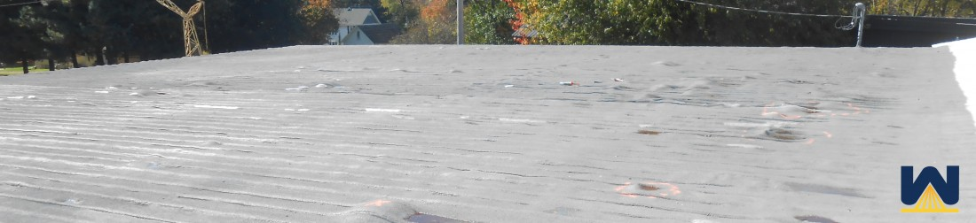 Membrane Roof Blisters: Causes, Prevention, and Repair