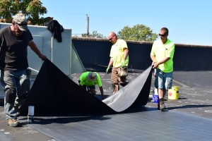 Single Ply Membrane Commercial Roofing
