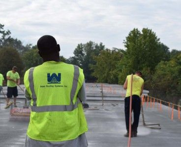 Commercial Roofing Maintenance and Repair Services