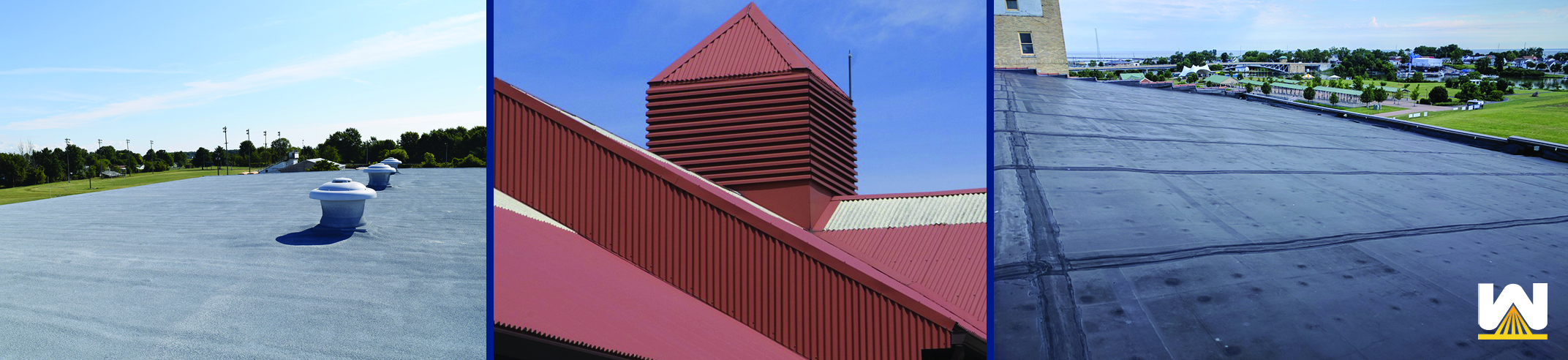 Single Ply Roof Installation : Commercial roofing installation and costs spf vs single