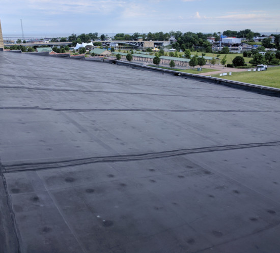 Best Roofing Systems for Flat Roofs