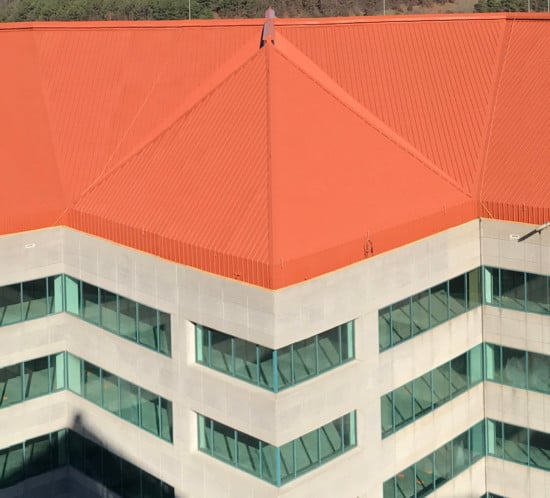 Colonnade Profile Roofing Project