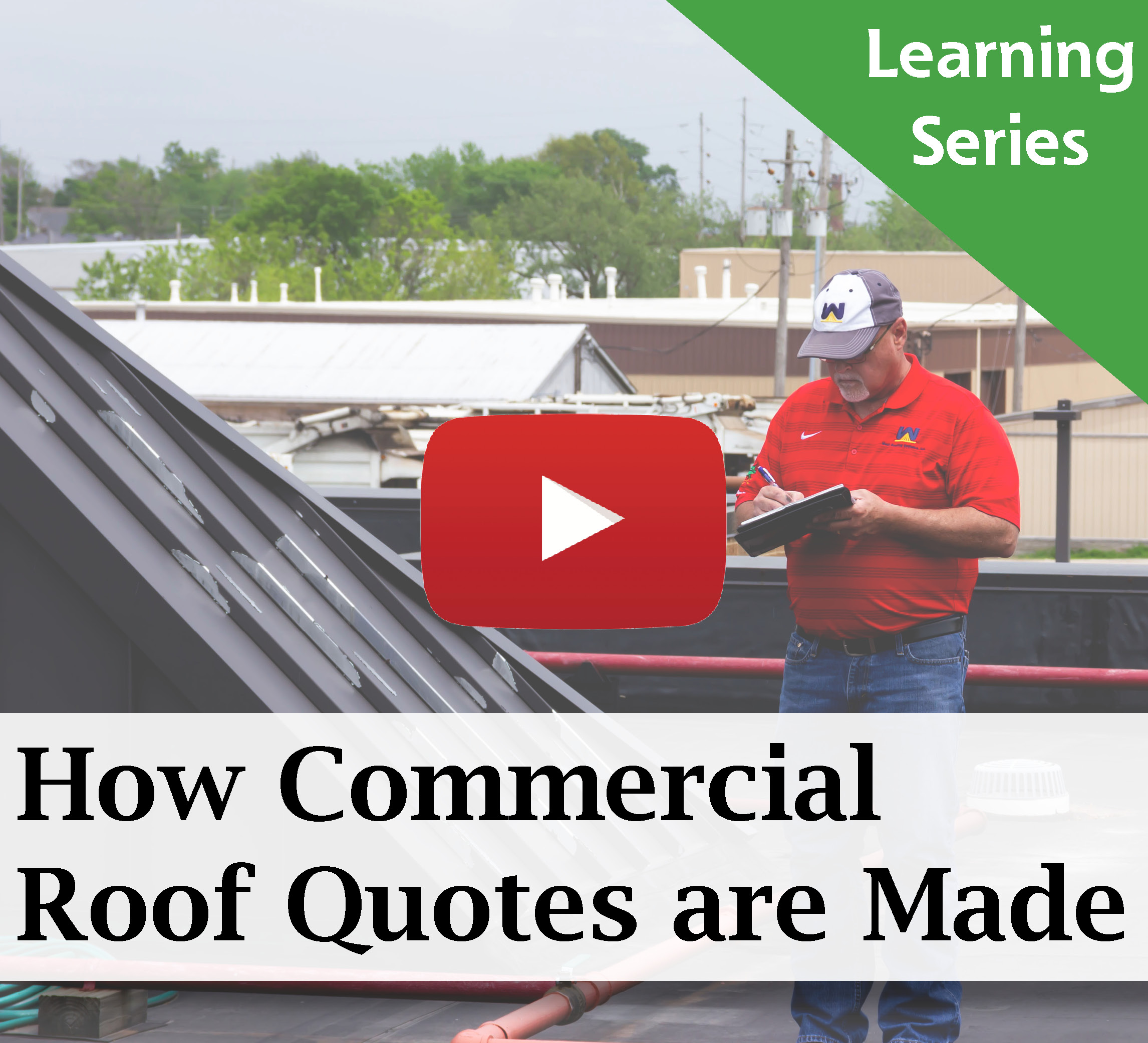 How Commercial Roof Quotes Are Made Cleveland Ohio Commercial Roofing Contractor