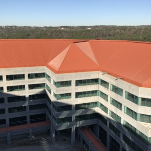 Colonnade Tower, commercial roofing in Birmingham, Alabama