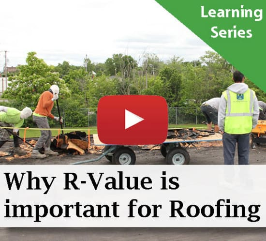WHAT IS R-VALUE AND WHY IS IT IMPORTANT FOR COMMERCIAL ROOFING?