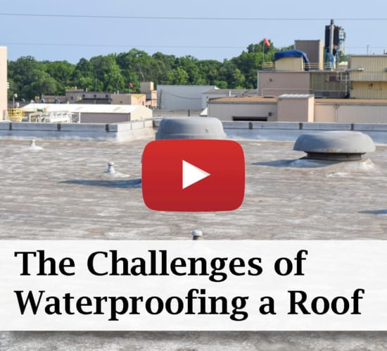 The Challenges of Waterproofing a Roof with Spray Foam