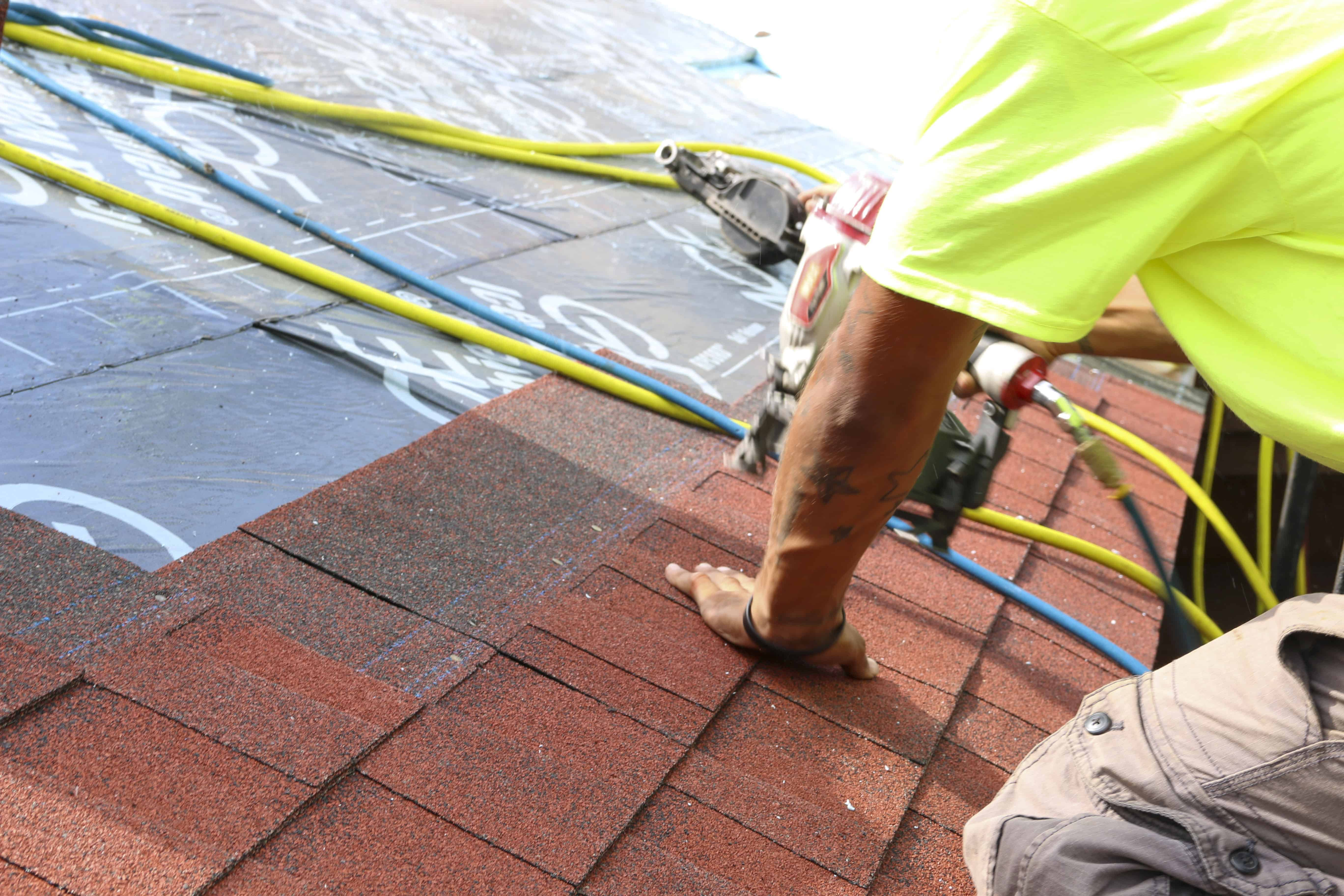 West Roofing Systems, KleenWork Construction Partner to Re-Roof Cleveland Veteran Home