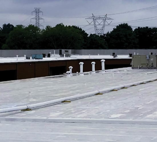 Commercial Roofing Systems From Cleveland Ohio