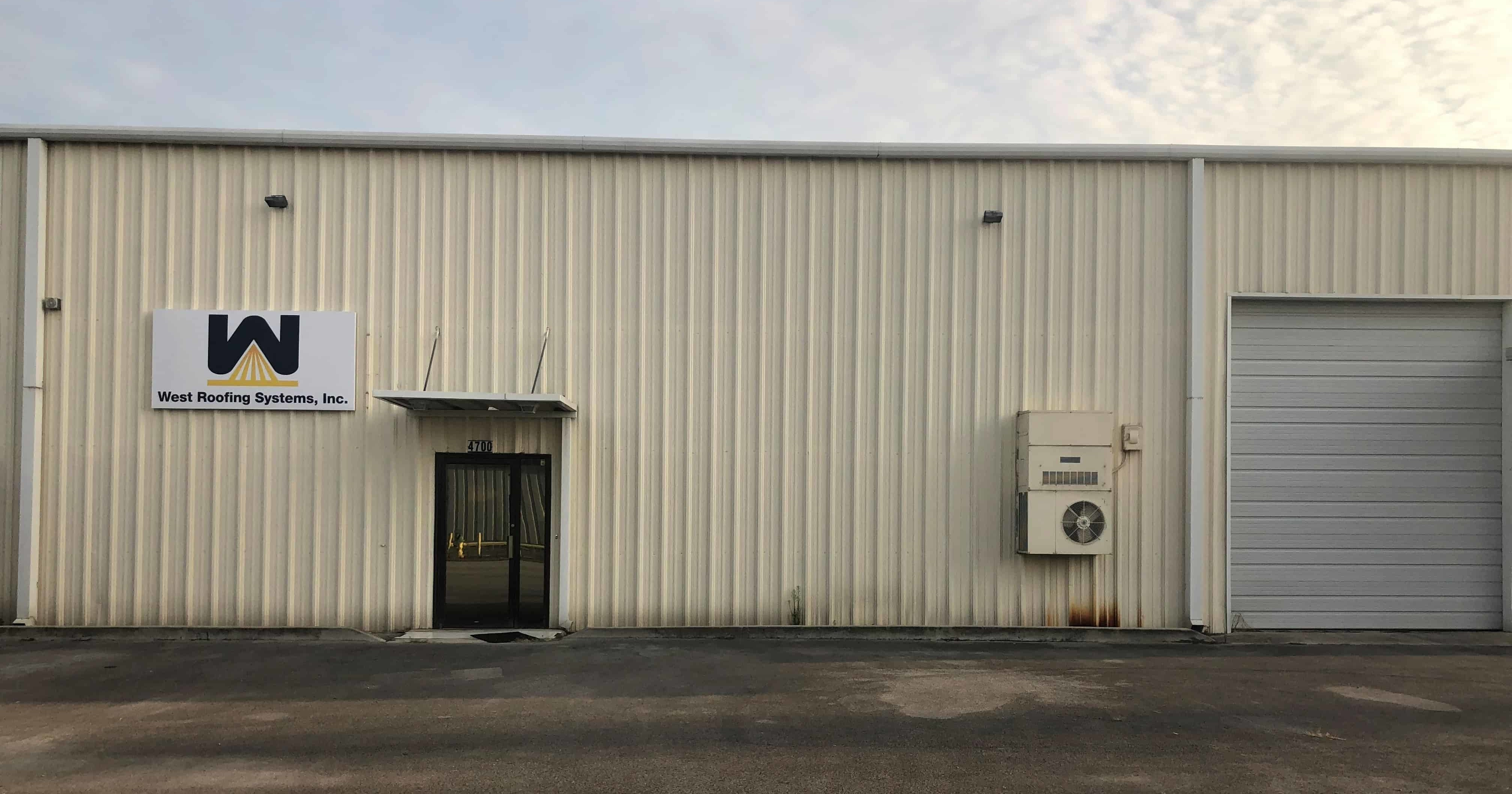 West Roofing Systems, Huntsville, AL