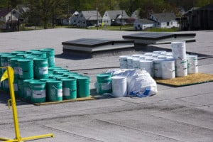 Commercial Roof Supplies