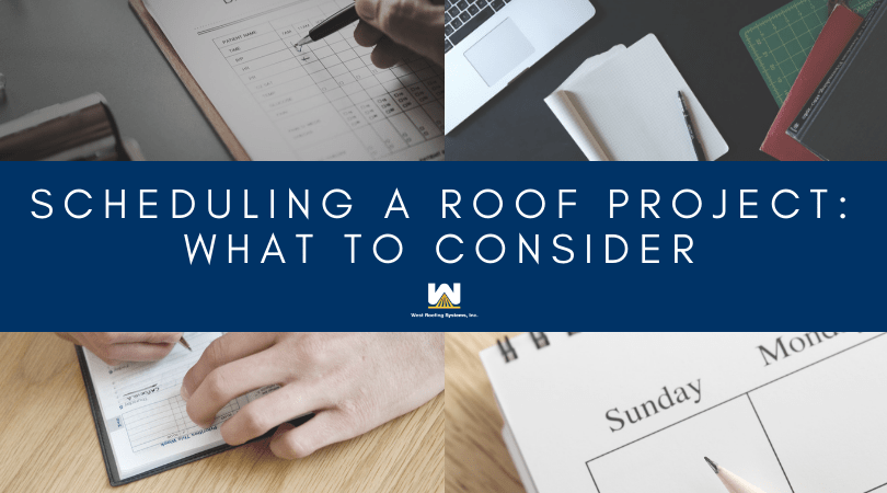 Scheduling A Roof Project What To Consider Cleveland