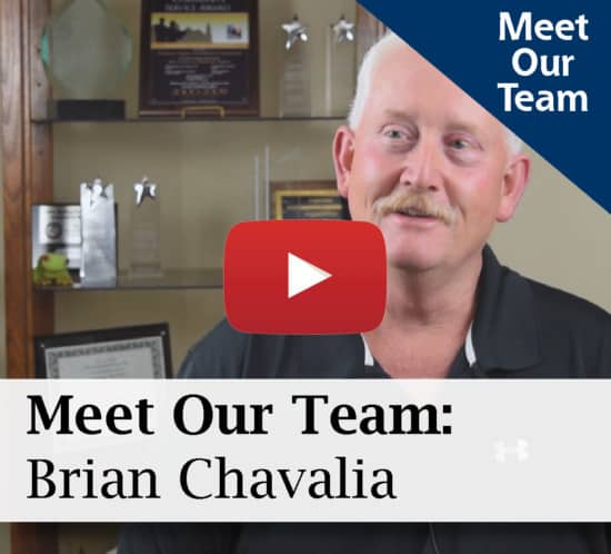 Meet The Team: Brian Chavalia