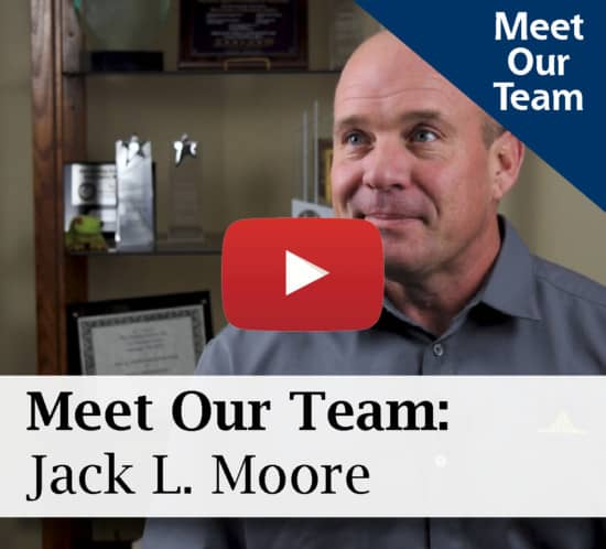 Meet The Team: Jack Moore