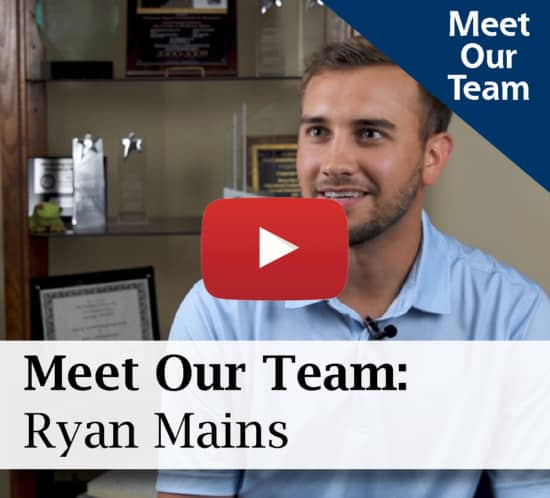 Meet The Team: Ryan Mains