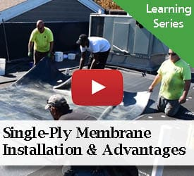 Single-Ply Membrane: Installation and Performance