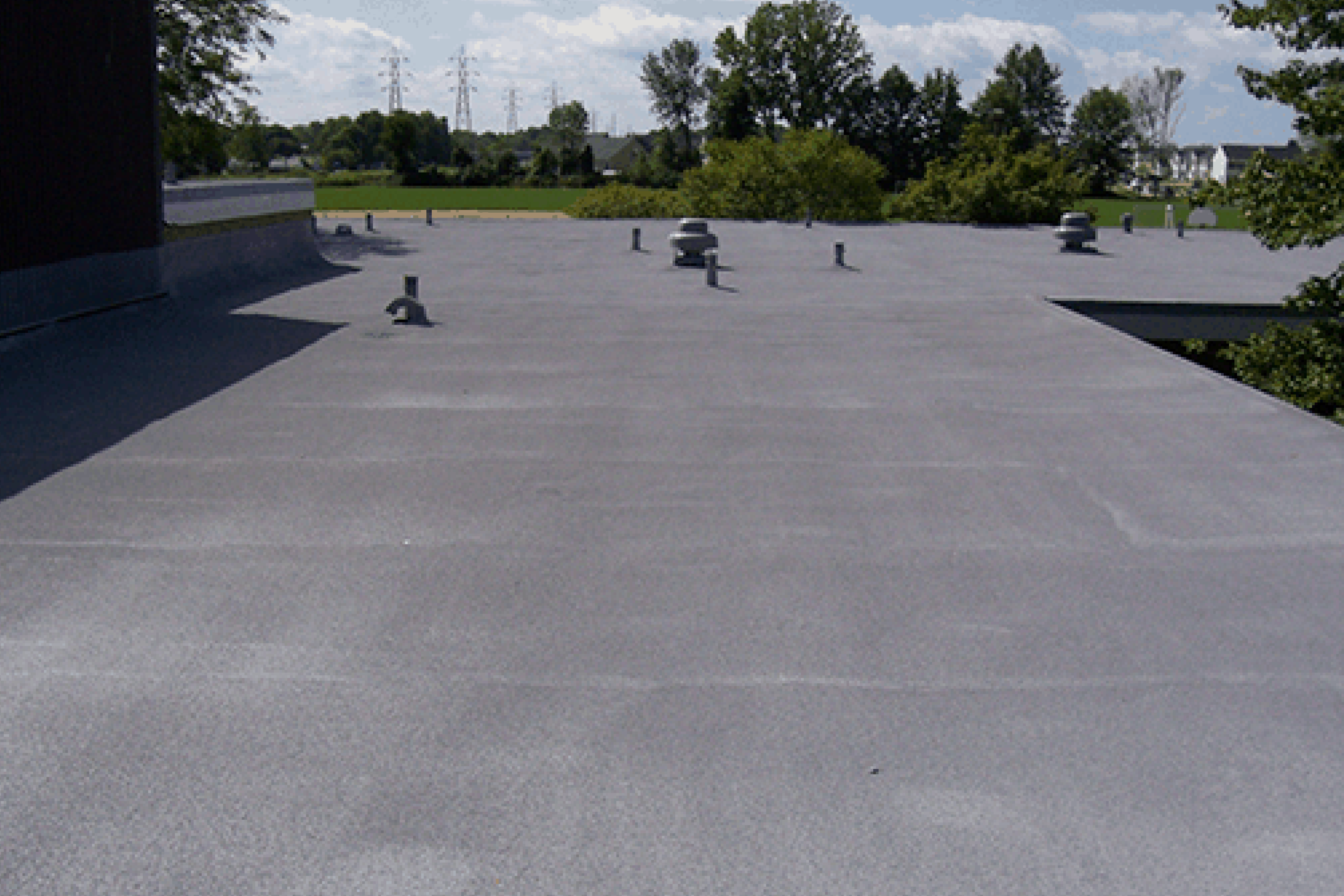 Berea City Schools Cleveland Ohio Commercial Roofing