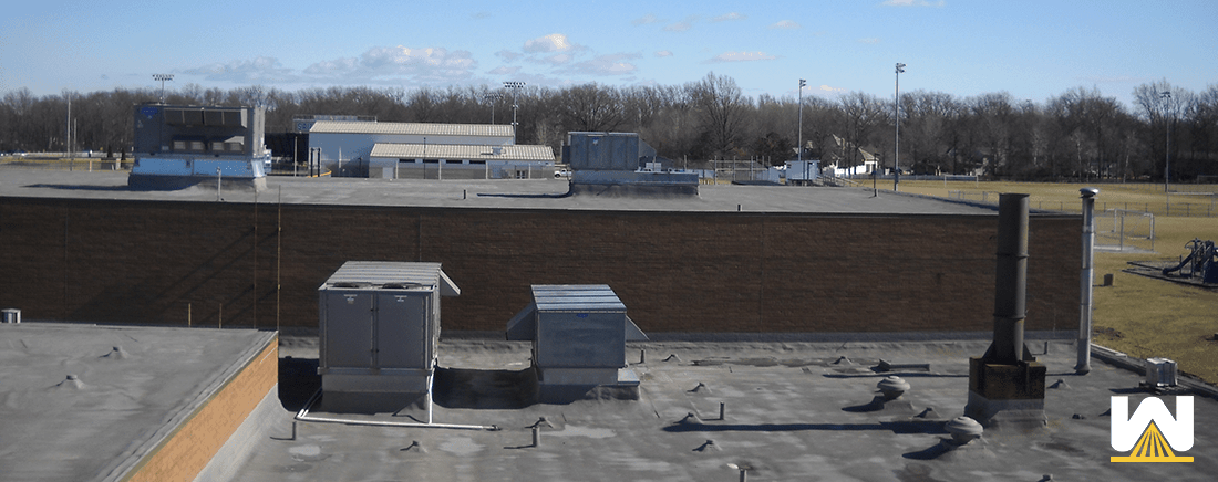 complete spray foam roofing guide for schools