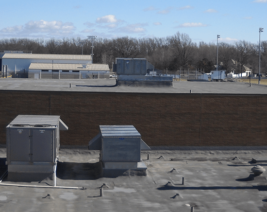 The Complete Spray Polyurethane Foam Roofing Guide For Schools