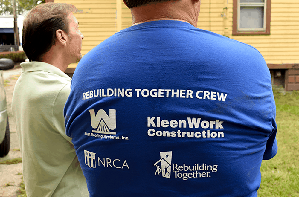 Giving Back Cleveland Ohio Commercial Roofing Contractor
