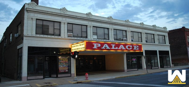 New spray foam roof for The Lorain Palace Theatre