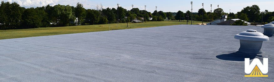 energy savings on a spray polyurethane foam roof