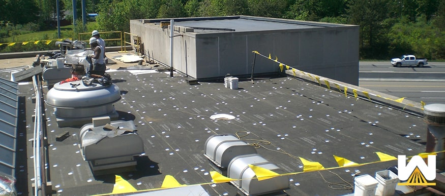 insulation and r-value for commercial roofs