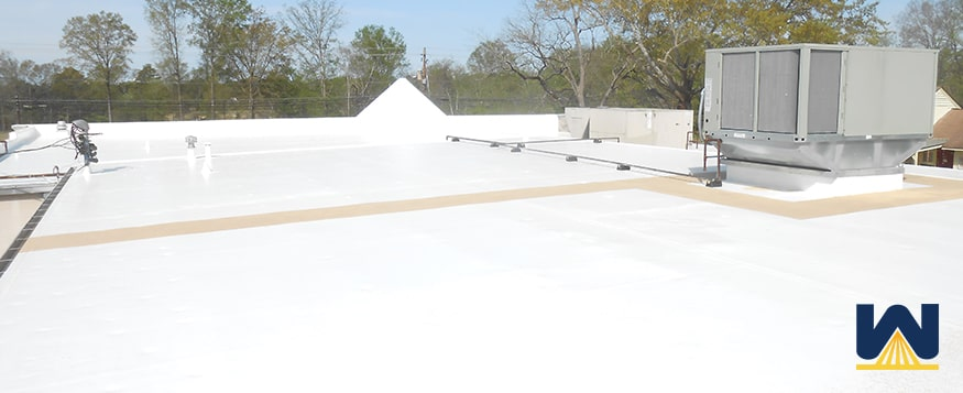 how to extend the life of an existing commercial roof