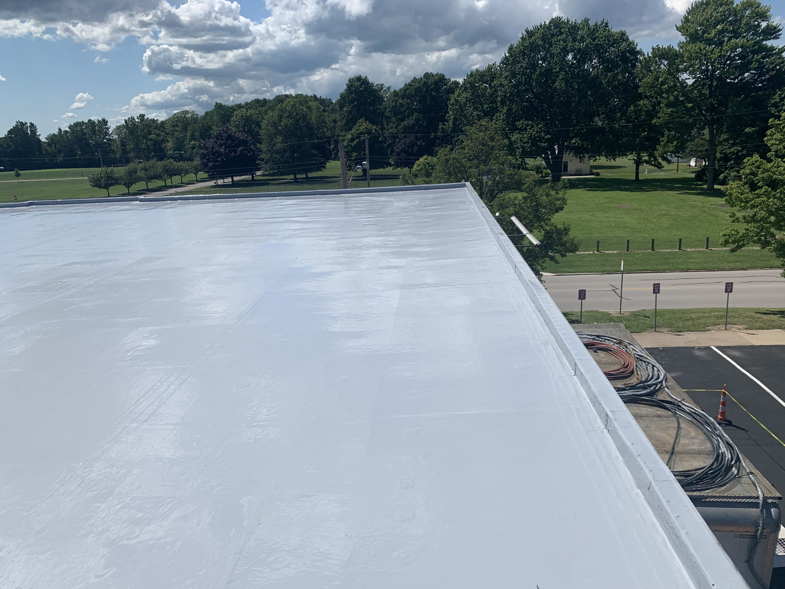 Nature's Garden - Silicone Roof Coatings
