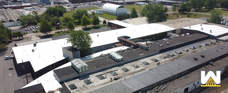 comparison of commercial roofing systems