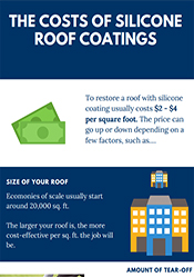 roof coating system - cheat sheet