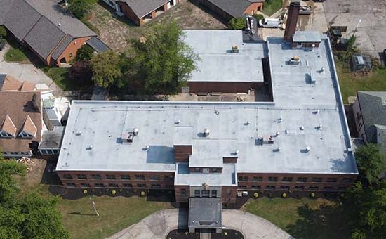 how durable is a spray foam roof